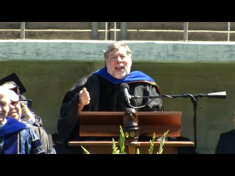 Steve Wozniak UC Berkeley excerpts