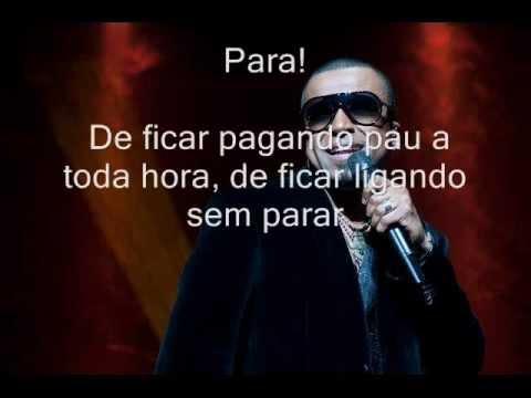 Karaoke Alexandre Pires & Mumuzinho - Maluca Pirada (Oficial Karaoke)
