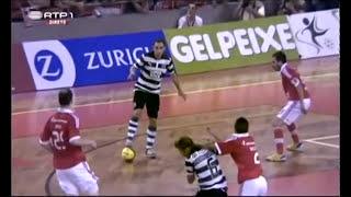 Futsal | Sporting Campeão Nacional 2012/2013, Jogo 4 | Benfica - 1 x Sporting - 3