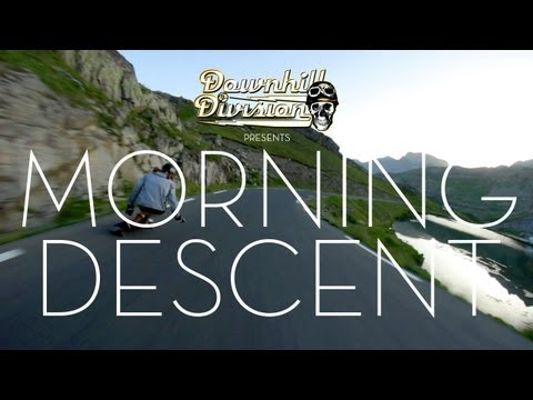 Sector 9 Downhill Division: Morning Descent