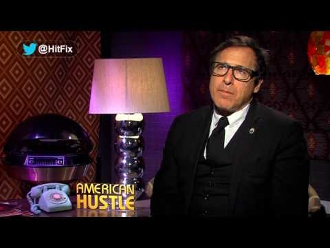 David O. Russell on why he wanted Amy Adams & Christian Bale in 'American Hustle'