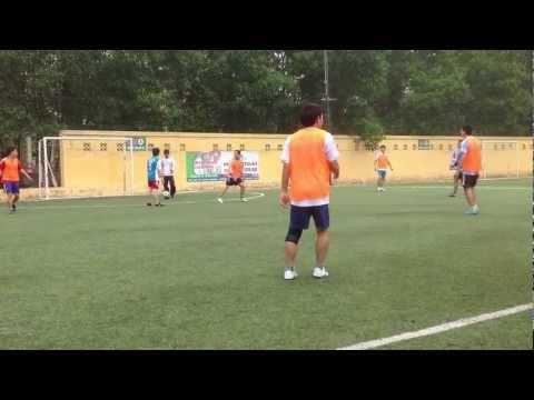 Giao lưu bóng đá NSL Bắc Giang khóa 97-200 (30.12.2012)