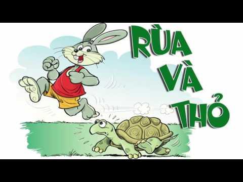 Truyện cổ tích Rùa Và Thỏ