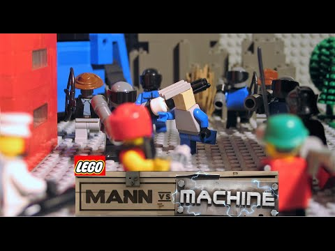 mann vs machine theme