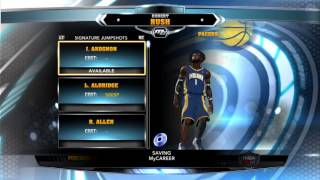 NBA 2K14 How To Get UNLIMITED Skill Points 99 Overall