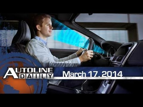 Designing for IIHS Small Overlap Crash - Autoline Daily 1335