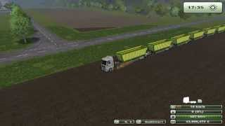 Farming Simulator NEW TEST MODS CARRI XXL + FIAT OM 850 BY