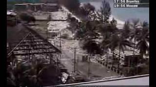 Tsunami Indonesia, Sem Palavras