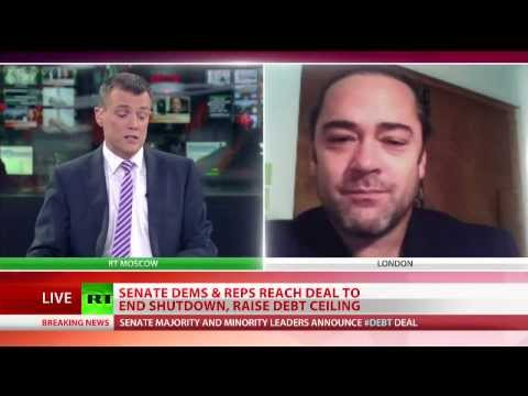 Patrick Henningsen on RT: US Debt Ceiling Deal is Simply More Debt