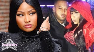 "Nicki Minaj's dragged over her alleged new ""boyfriend"""