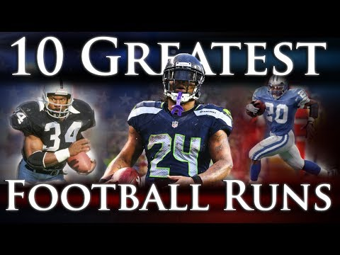 Ten Greatest Football Runs Ever