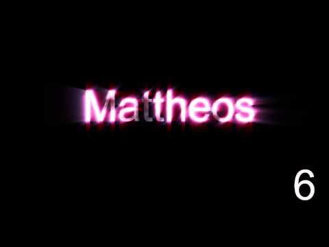 01 Մատթեոսի 06