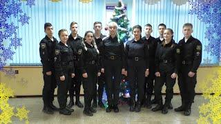 Ліцеїсти вітають з Новим роком