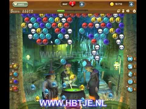 Bubble Witch Saga level 43