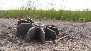 Кам'янка - сотні 120-мм мін за один вечір