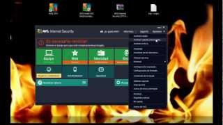 Como Descargar E Instalar AVG Internet Security 2013 Full