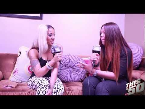 Woman to Woman - Keyshia Cole Announces Features Off New Album, Talks Family & Duet w/ Ashanti