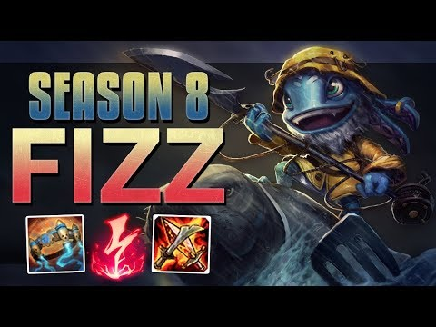 The Slippery Fish Fizz Champion Guide League Of Legends