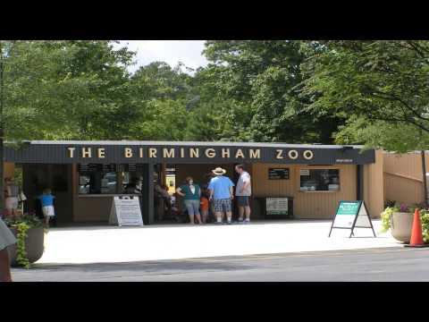 Birmingham Zoo Coleshill Warwickshire
