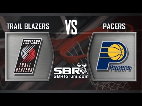 NBA Picks: Portland Trail Blazers vs. Indiana Pacers