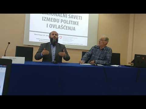 Nacionalni saveti između politike i ovlašćenja