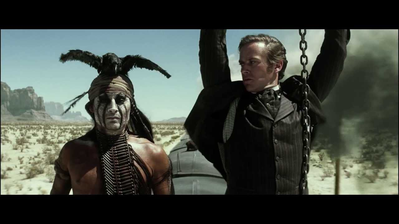 """The Lone Ranger - """"End of the Line"""" Clip"""