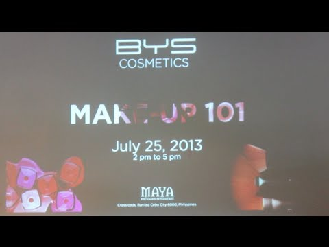 VLOG || BYS Philippines Event (Cebu) JULY 25 2013