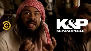 Key & Peele: Al Qaeda vs the Brilliant TSA