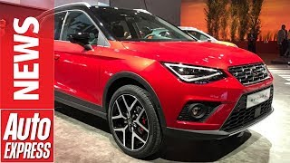 SEAT Arona revealed at Frankfurt - is it good value at £15,000?. Auto Express.