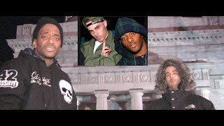 Prodigy of Mobb Deep on MEETING ALCHEMIST 'I THOUGHT HE WAS A COP UNTIL HE MADE A BEAT'