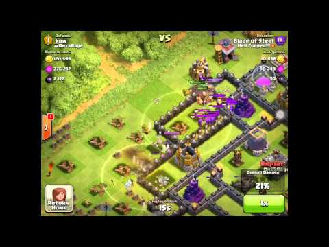 Town Hall 9 Farming Base : ISS