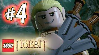 Lego The Hobbit Parte 4: LEGOlas E Os Elfos Da Floresta