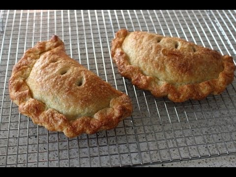 Apple Hand Pies - Apple Turnovers Recipe - How to Make Hand Pies