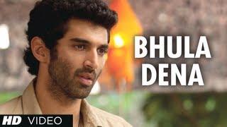 Bhula Dena Mujhe Video Song Aashiqui 2 | Aditya Roy Kapur, Shraddha Kapoor