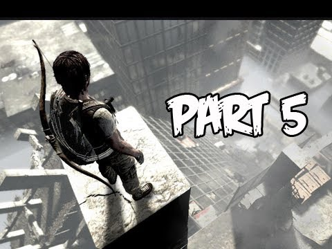 I Am Alive Walkthrough - Part 5 Sandstorm Let's Play PS3 XBOX 360 (Gameplay / Commentary)