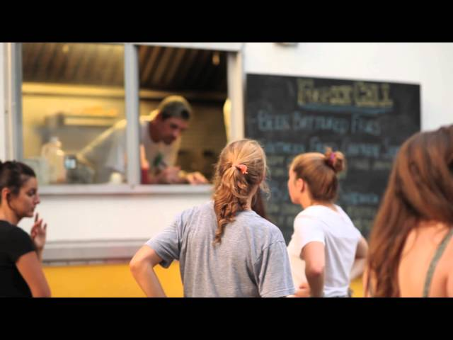 The New Orleans Food Trucks Scene