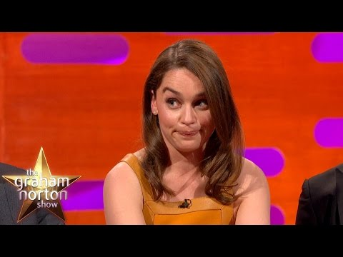 Emilia Clarke Talks About Game of Thrones Deaths - The Graham Norton Show, Emilia Clarke Talks About Game of Thrones Deaths - The Graham Norton Show