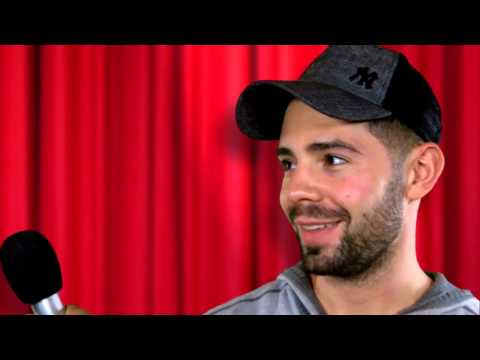 Charlie King from TOWIE - exclusive interview with Emmanuel Ray
