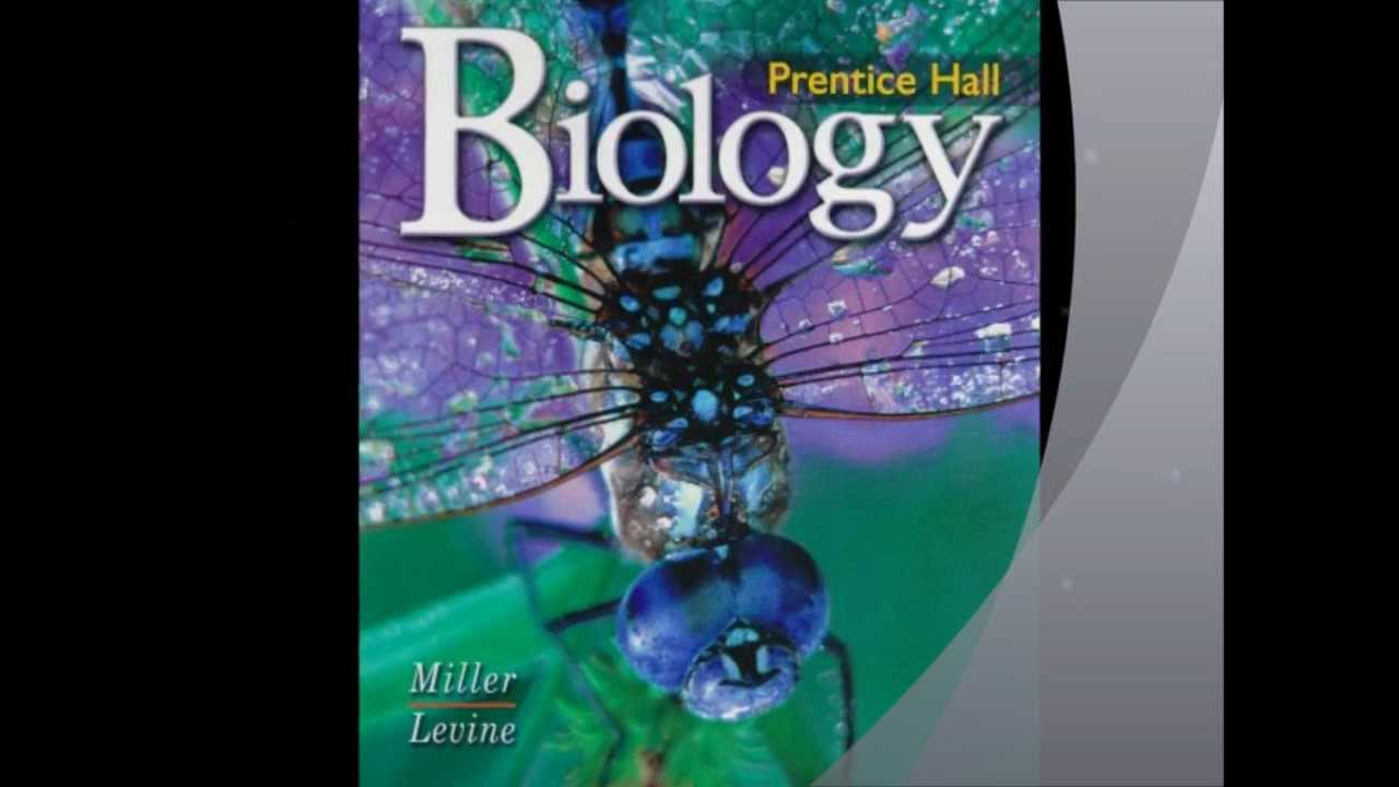 Prentice Hall Biology Book Answers - YouTube