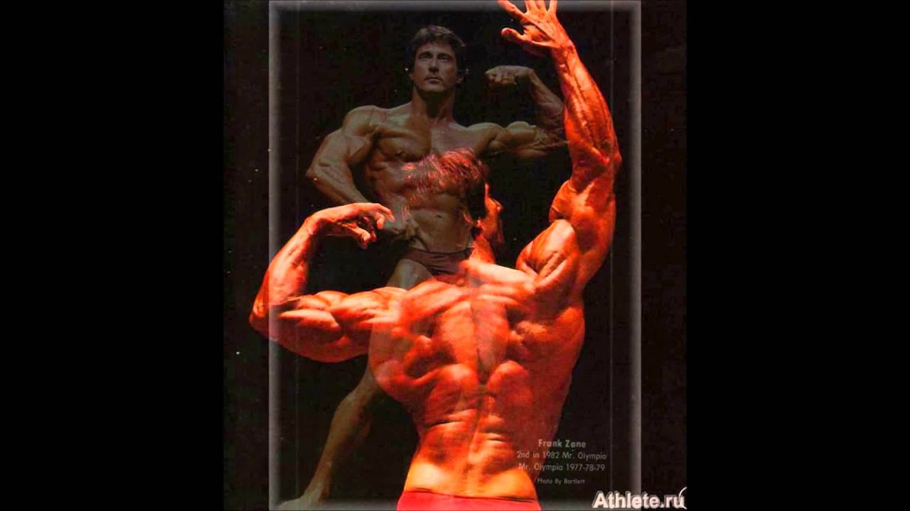 Frank Zane Physical Perfection Part 2 - YouTube