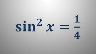 Trigonometrične enačbe 7