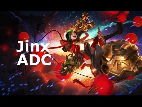 [S5/D1] Jinx ADC, Full Game Commentary!