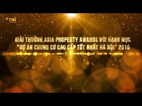 Tổng hợp giải thưởng của TNR Holdings và các dự án TNR Gold