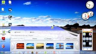 Como Mudar O Papel De Parede Do Windows 7