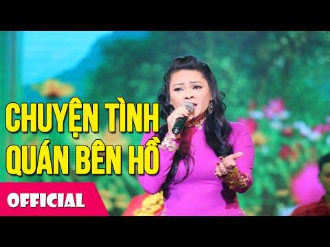 Chuyện Tình Quán Bên Hồ - Đông Đào [Karaoke Lyrics MV]