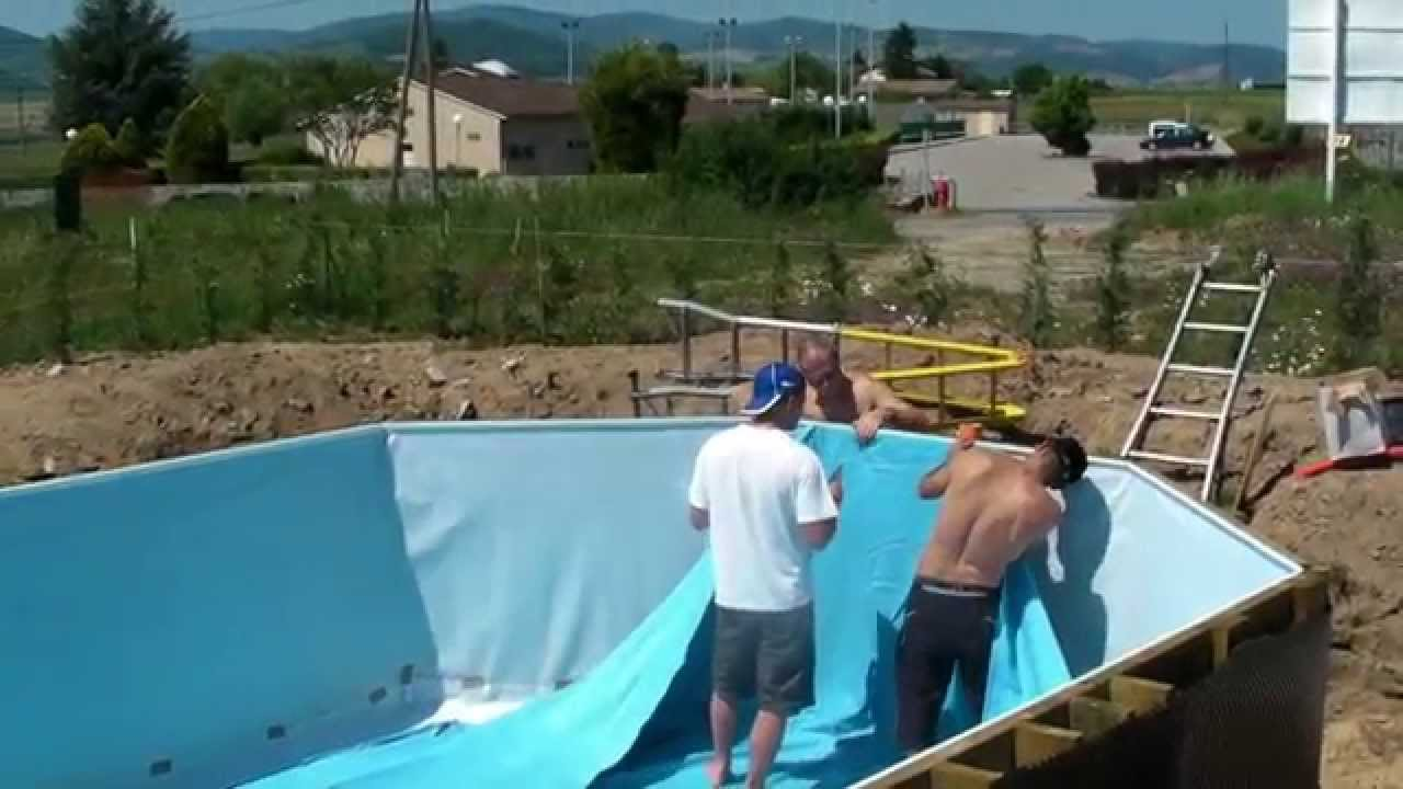 Castorama piscine kariba piscine bois enterr e castorama - Piscine bois rectangulaire argenteuil ...