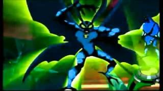 Mutante Rex Vs Ben 10