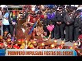 Promper impulsar fiestas del Cusco