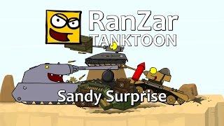 Tanktoon: Prekvapenie