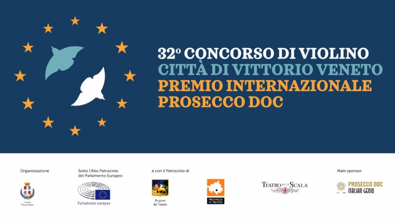 Presentazione 32° Concorso di Violino Città di Vittorio Veneto - Premio internazionale Prosecco Doc